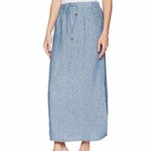 Max Studio Woman – Linen Maxi Skirt